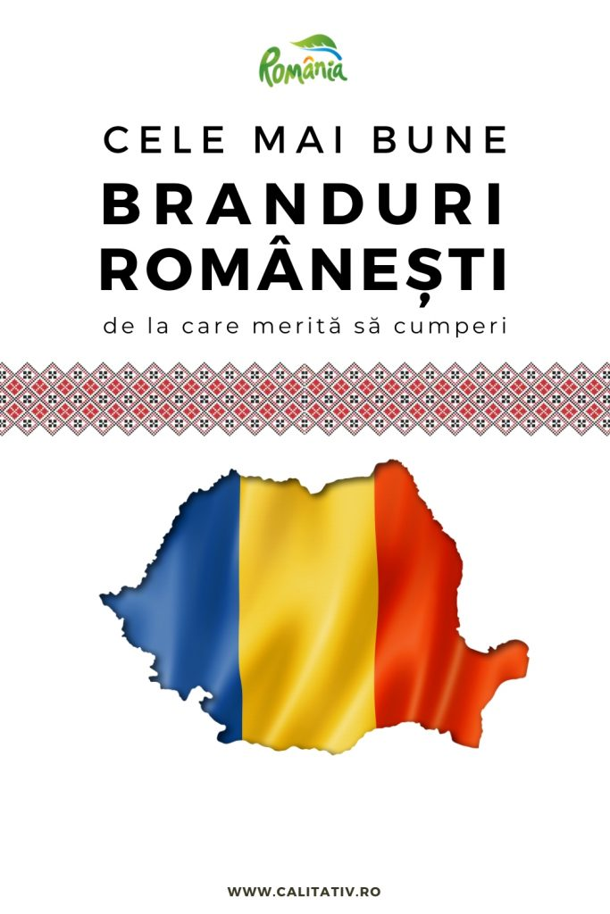 Cele mai bune branduri romanesti de unde merita sa cumperi - Lista completa producatori romanesti